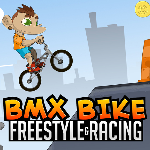 Bmx Bike Freestyle Racing