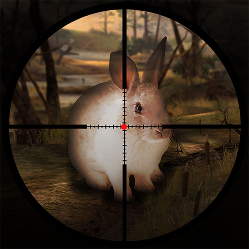 Classical Rabbit Sniper Hunting