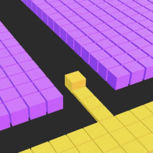 Color Cube 3D Game