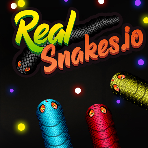 Real Snakes io Game