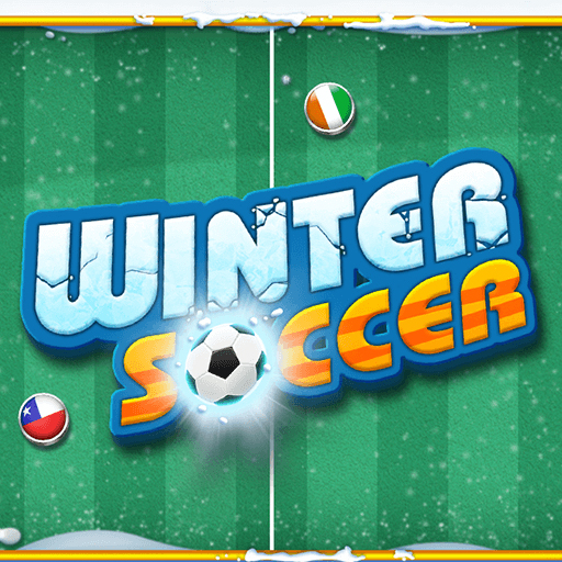 Winter Soccer Game